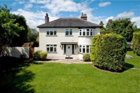 4 bedroom detached house to rent - Wrottesley Road, Tettenhall , Wolverhampton  WV6