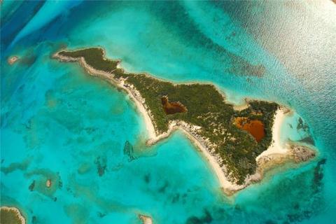 House - Leaf Cay, Exuma Cays, Bahamas