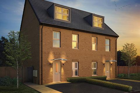 4 bedroom semi-detached house for sale - Plot 057, The Rosas at Belong, Staveley Lane S21