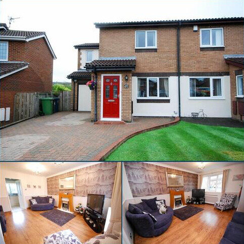 3 bedroom semi-detached house for sale - Thornbury Close, The Cotswolds, Boldon Colliery