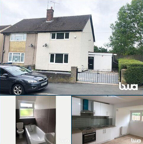 3 bedroom semi-detached house for sale - Bushberry Avenue, Coventry, CV4 9NJ