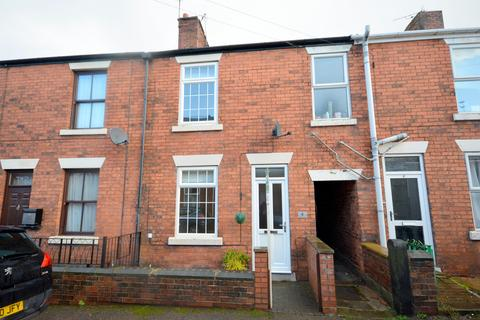 2 bedroom terraced house to rent - Nicholas Street, Hasland, Chesterfield, S41 0AS