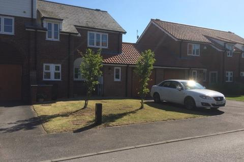 3 bedroom semi-detached house to rent - Park Lane, Burton Waters, Lincoln, LN1 2WP