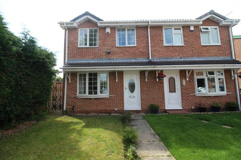 3 bedroom semi-detached house to rent - Osprey Close, , Clifton, NG11 8SX