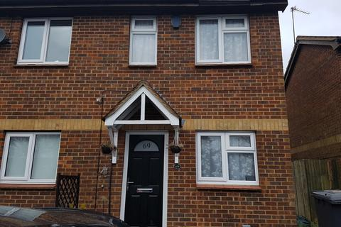 2 bedroom terraced house to rent - Luton LU4