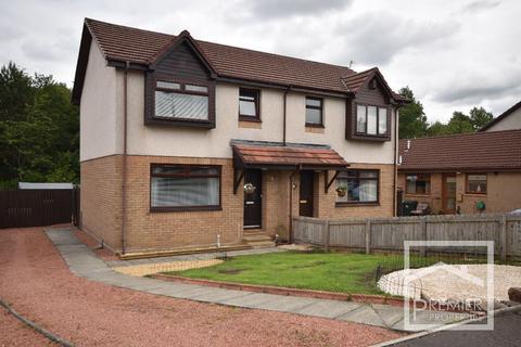 3 bedroom semi-detached house for sale - Muirhead Gate, Uddingston, Glasgow