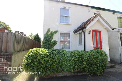 3 bedroom end of terrace house for sale - West End Street, Norwich