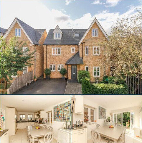 5 bedroom detached house for sale - Victoria Road, Oxford, Oxfordshire, OX2