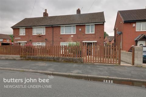 3 bedroom semi-detached house to rent - Victoria Avenue, Kidsgrove