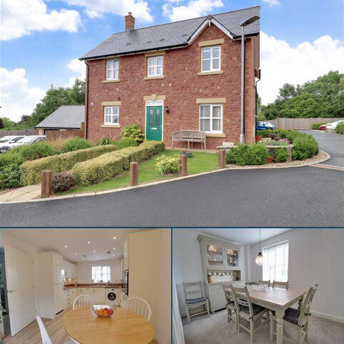 4 bedroom detached house for sale - Ellicombe Close, Minehead