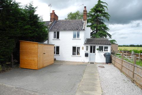 2 bedroom cottage for sale - Yarmouth Road, Ellingham, Bungay