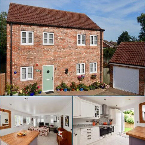 3 bedroom detached house for sale - Jubilee Close, Shiptonthorpe