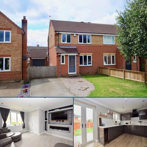 3 bedroom semi-detached house for sale - Godwins Way, Stamford Bridge