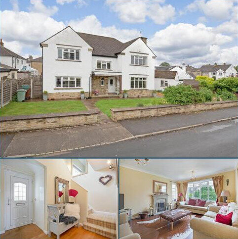 4 bedroom detached house for sale - Tranfield Avenue, Guiseley