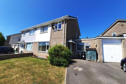 3 bedroom semi-detached house for sale - Waterford Park, Westfield, Radstock