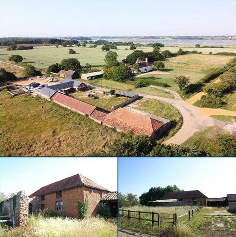 5 bedroom barn conversion for sale - Sutton, Woodbridge, IP12