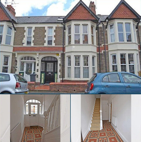 3 bedroom terraced house for sale - PENYBRYN ROAD, HEATH/GABALFA, CARDIFF