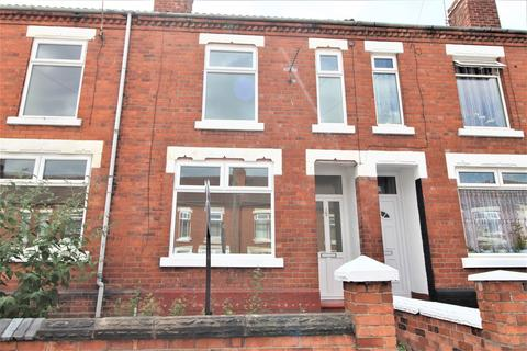 2 bedroom terraced house to rent - Timbrell Avenue, Crewe