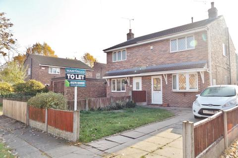 2 bedroom semi-detached house to rent - Sorbus Drive , Crewe
