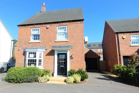 4 bedroom detached house for sale - Birch Lane, Glenfield, Leicester