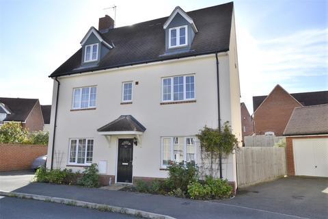 5 bedroom detached house to rent - Kimmeridge Road, Oxford