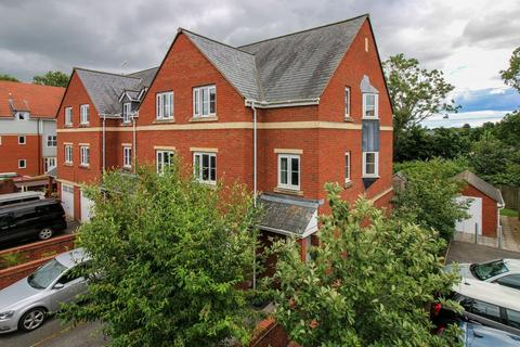 4 bedroom end of terrace house for sale - Seabrook Mews, Exeter