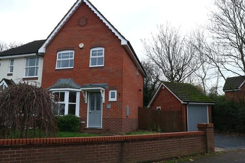 3 bedroom end of terrace house to rent - Chelthorn Way, Solihull