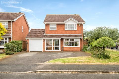 4 bedroom detached house for sale - Kingsbrook Drive, Solihull, B91