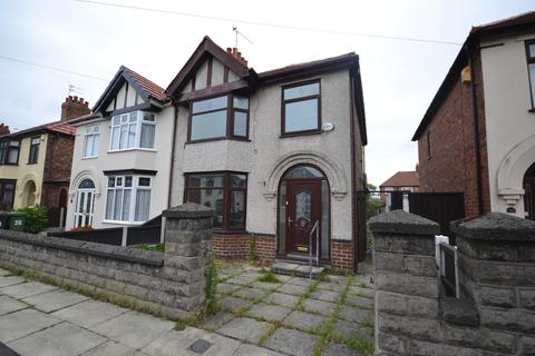 3 bedroom semi-detached house to rent - Rosebery Avenue, Waterloo, Liverpool, L22