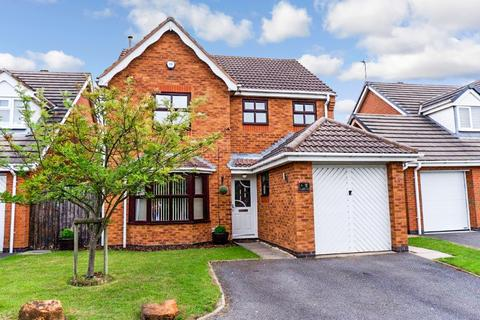 4 bedroom detached house - Glendale Court, Wilnecote