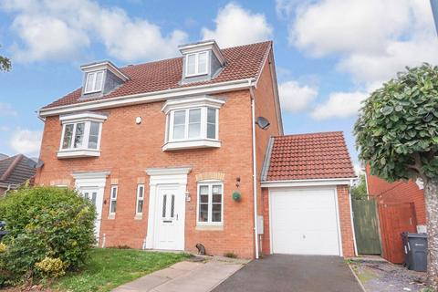 3 bedroom semi-detached house for sale - Harvest Fields Way, Sutton Coldfield