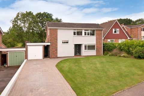 4 bedroom detached house for sale - Vauxhall Gardens, Tonbridge, TN11 0LZ