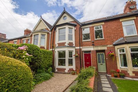 3 bedroom terraced house for sale - Stanwell Road, Penarth