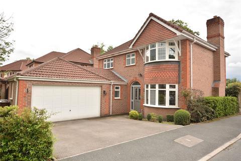 4 bedroom detached house for sale - Woodlea Avenue, Meanwood, Leeds, West Yorkshire