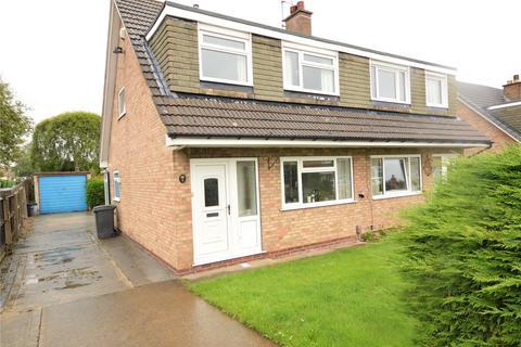 3 bedroom semi-detached house for sale - Victoria Grove, Horsforth, Leeds, West Yorkshire