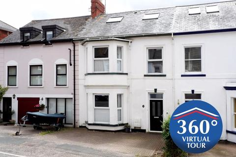 4 bedroom terraced house for sale - Raleigh Road, Exmouth