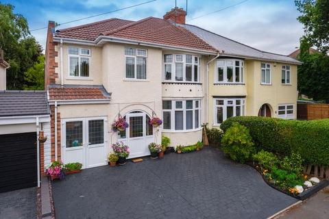 4 bedroom semi-detached house for sale - Woodland Road, Finchfield, Wolverhampton