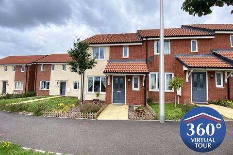 3 bedroom end of terrace house for sale - Hill Barton Vale