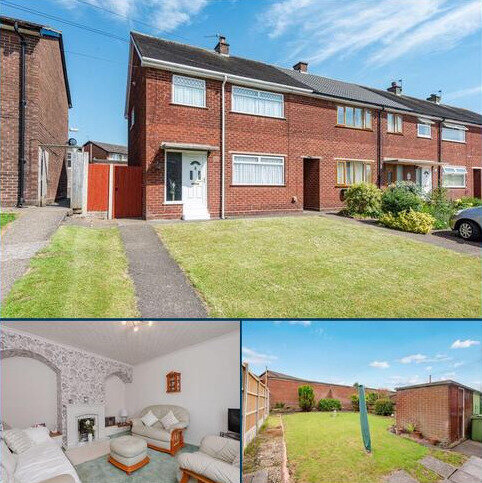 3 bedroom end of terrace house for sale - Pear Tree Avenue, Runcorn