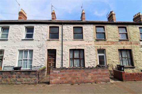 3 bedroom terraced house for sale - Harold Street Roath Cardiff CF24 1NZ