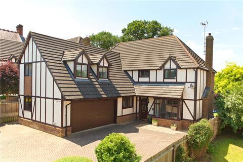 5 bedroom detached house for sale - Station Road, Turvey, Bedfordshire, MK43