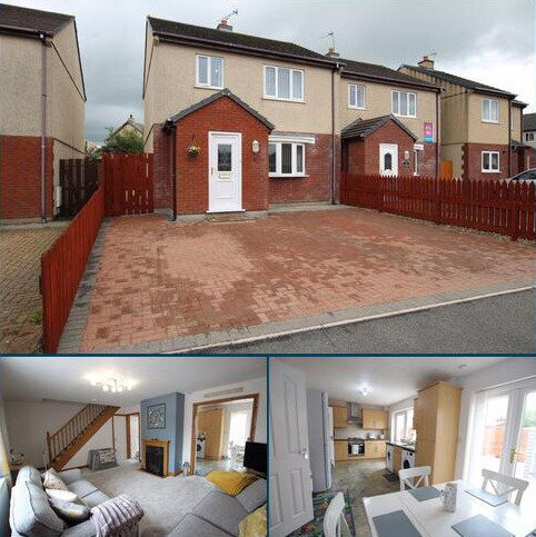 3 bedroom semi-detached house for sale - Llangefni, Anglesey