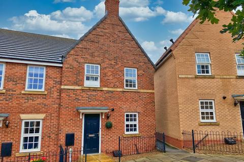 3 bedroom end of terrace house for sale - Dickinson Walk, Beverley, HU17 0FT
