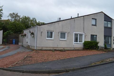 2 bedroom semi-detached bungalow for sale - Grangeburn Close, Tweedmouth, Berwick-Upon-Tweed
