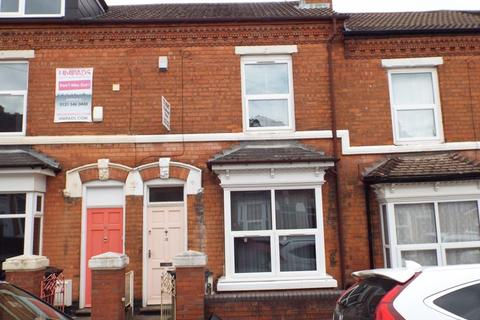 5 bedroom terraced house to rent - Dartmouth Road, Selly Oak, Birmingham B29 6DR