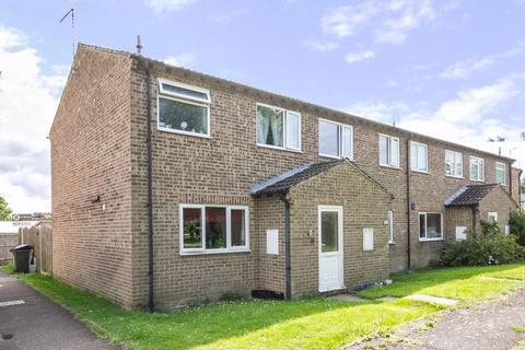 3 bedroom end of terrace house for sale - Octavian Way, Brackley