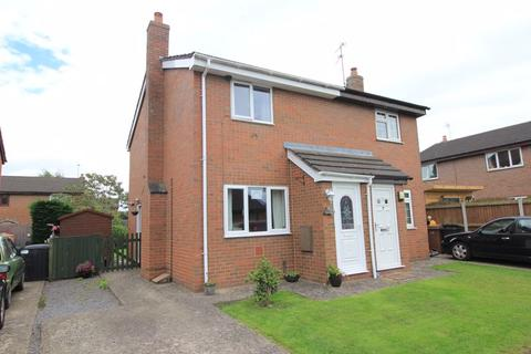 2 bedroom semi-detached house for sale - Hawthorn Close, St. Martins, Oswestry