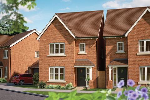 3 bedroom detached house for sale - Plot The Cypress 101, The Cypress at Hampton Lea, Cheshire SY14