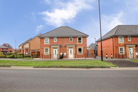 3 bedroom semi-detached house for sale - Southgate, Killingworth, NE12
