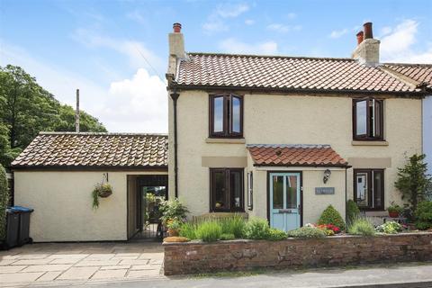 3 bedroom cottage for sale - East Harlsey, Northallerton